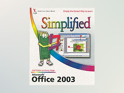 Office 2003 Simplified av Sherry Willard Kinkoph