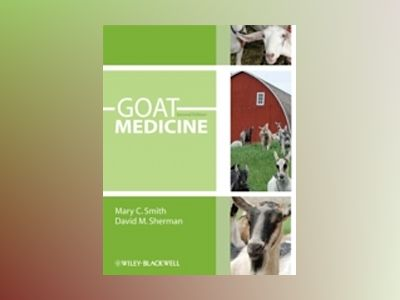 Goat Medicine, 2nd Edition av Mary C. Smith