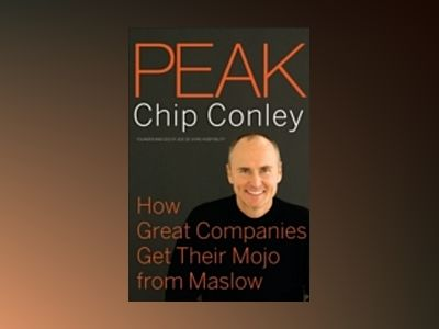 Peak: How Great Companies Get Their Mojo from Maslow av Chip Conley