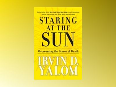 Staring at the Sun: Overcoming the Terror of Death av Irvin D Yalom