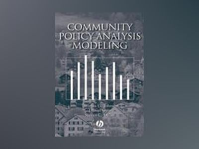 Community Policy Analysis Modeling av Daniel M. Otto
