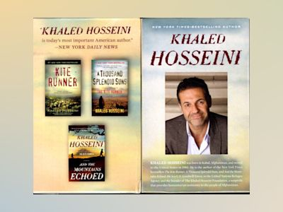 Khaled Hosseini 3 Books Box Set av Khaled Hosseini