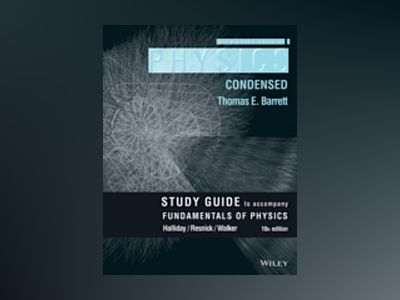 Fundamentals of Physics, Student Study Guide , 10th Edition av David Halliday