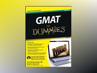 GMAT For Dummies av Zimmer Hatch