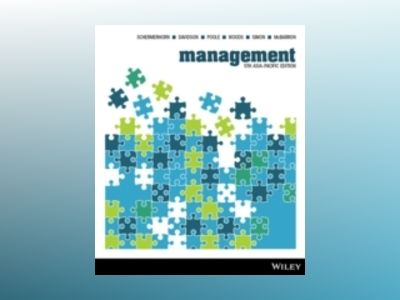 Management, 5th Asia Pacific Edition av John R. Schermerhorn
