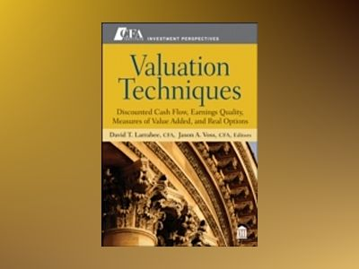 Investment Valuation: Methodologies, Earnings and Cash Flow Analysis, and R av David Larrabee
