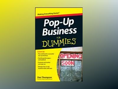 Pop-Up Business For Dummies av Dummies Press Family