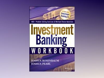 Investment Banking Workbook av Joshua Rosenbaum