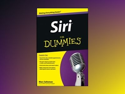 Siri For Dummies av Marc Saltzman
