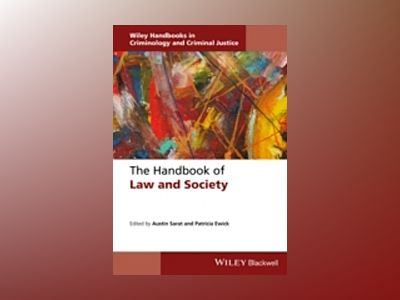 The Handbook of Law and Society av Austin Sarat