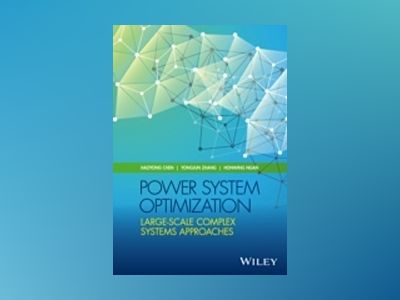 Power System Optimization: Large-scale Complex Systems Approaches av Haoyong Chen