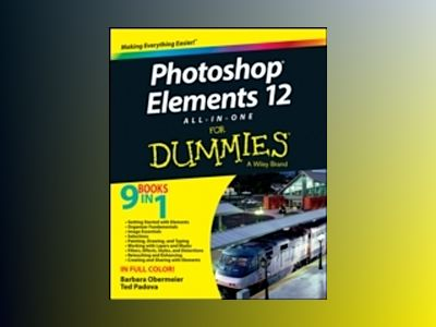 Photoshop Elements 12 All-in-One For Dummies av Barbara Obermeier
