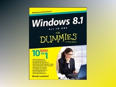 Windows 8.1 All-in-One For Dummies av Woody Leonhard