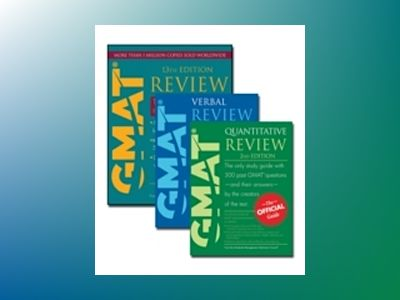 GMAT Official Guide Bundle av GMAC