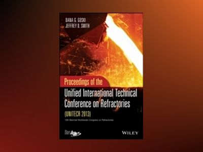 UNITECR 2013: Proceedings of the Unified International Technical Conference av Dana Goski