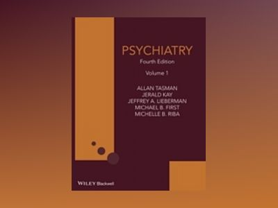 Psychiatry, Set, 4th Edition av Allan Tasman