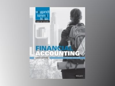 Study Guide to accompny Financial Accounting, 9th Edition av Jerry J. Weygandt