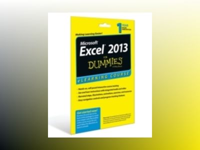 Excel 2013 For Dummies eLearning Course Access Code Card (12 Month Subscrip av Faithe Wempen