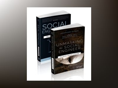 Social Engineering and Nonverbal Behavior Set av Christopher Hadnagy