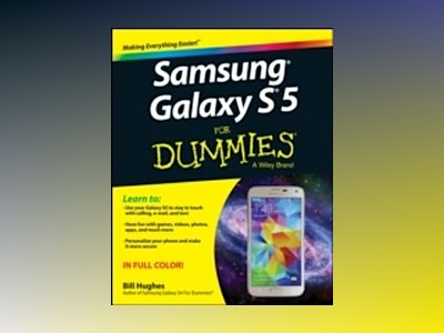 Samsung Galaxy S5 For Dummies av Bill Hughes
