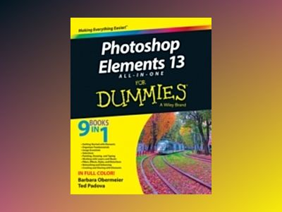 Photoshop Elements 13 All-in-One For Dummies av Barbara Obermeier