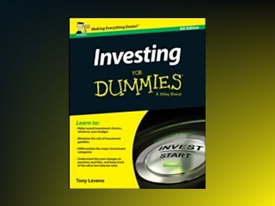 Investing for Dummies, 4th UK Edition av Tony Levene
