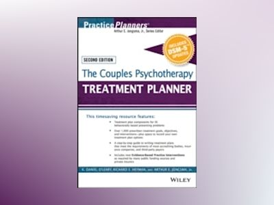 The Couples Psychotherapy Treatment Planner, with DSM-5 Updates, 2nd Editio av K. Daniel O'Leary