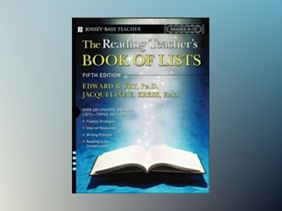 The Reading Teacher's Book of Lists, 6th Edition av Jacqueline E. Kress