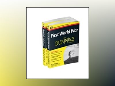 History For Dummies Collection - First World War For Dummies/British Histor av Se¾n Lang