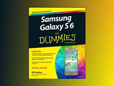 Samsung Galaxy S X For Dummies av Bill Hughes