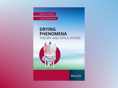 Drying Phenomena: Theory and Applications av Ibrahim Dincer