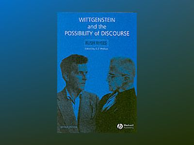 Wittgenstein and the possibility of discourse av Rush Rhees