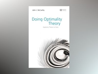 Doing Optimality Theory av John J. McCarthy