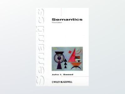 Semantics, 3rd Edition av John I. Saeed