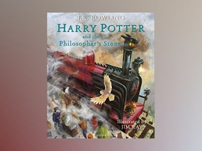 Harry Potter and the Philosophers Stone Illustrated Edition av J.K. Rowling