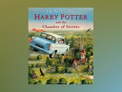 Harry Potter and the Chamber of Secrets Illustrated Edition av J.K. Rowling