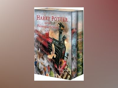 Harry Potter Illustrated Boxset av J K Rowling