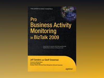 Pro BAM in BizTalk Server 2009 av Sanders