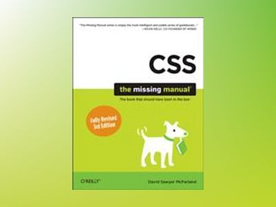 CSS3: The Missing Manual av David Sawyer McFarland