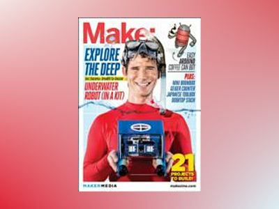 Make: Technology on Your Time Volume 34 av Mark Frauenfelder
