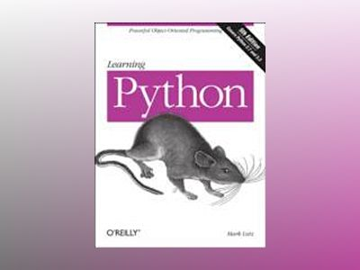 Learning Python av Mark Lutz