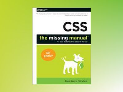 CSS: The Missing Manual av David Sawyer McFarland