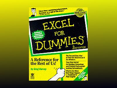 Excel For Dummies, 2nd Edition av Greg Harvey