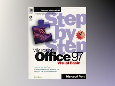 Microsoft Office 97/Visual Basic Step by Step  av David Boctor