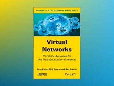 Virtual Networks: Pluralistic Approach for the Next Generation of Internet av Otto Duarte