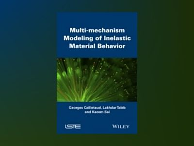Multi-mechanism Modeling of the Inelastic Material Behaviour av Georges Cailletaud
