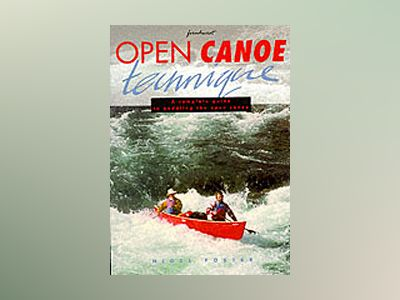 Open Canoe Technique av Nigel Foster