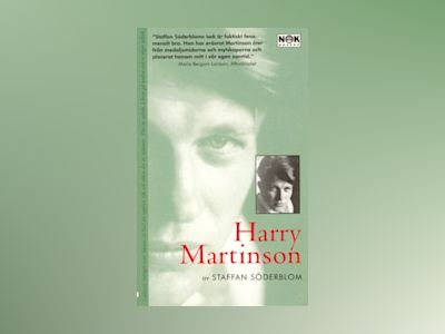 Harry Martinson av Staffan Söderblom