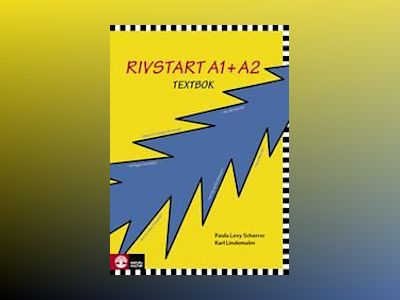 Rivstart : A1+A2 Textbok med cd (mp3) av Paula Levy Scherrer