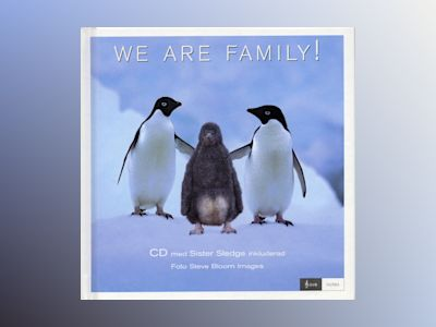 We are family av CD-presentbok